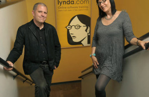 lynda.com online training for graduates