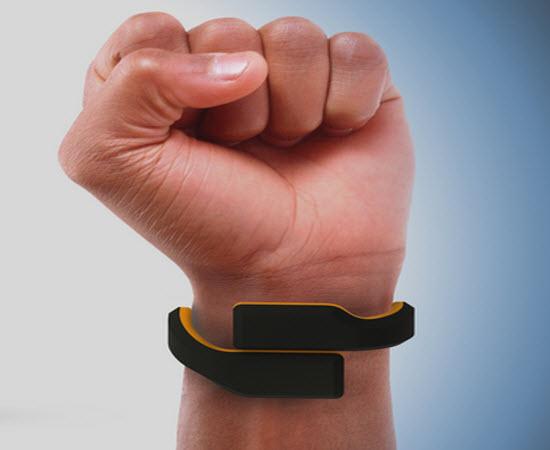pavlok the wearable shocking new wrist band