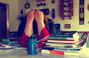 emotional struggles when you first start University