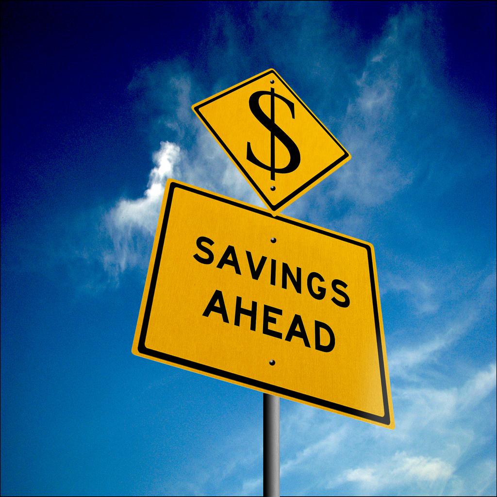 savings can reuse