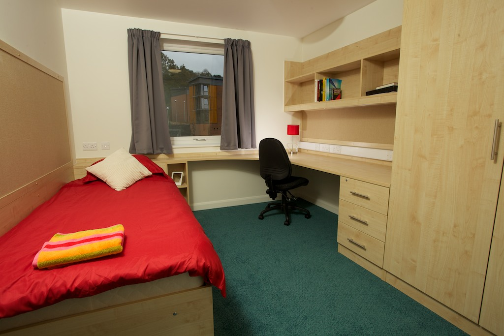 student accommodation costs are rising