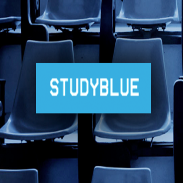 how can studyblue help students
