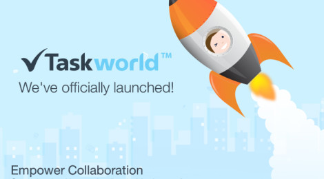 taskworld officially launches